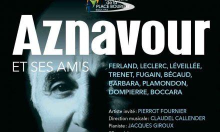 Le concert « Aznavour et ses amis » présenté à la Cathédrale de Joliette