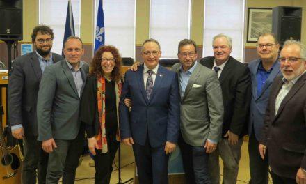 Yves Perron officiellement candidat du Bloc Québécois dans Berthier-Maskinongé