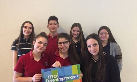 Des jeunes de l'Académie se mobilisent pour la Fondation Charles-Bruneau