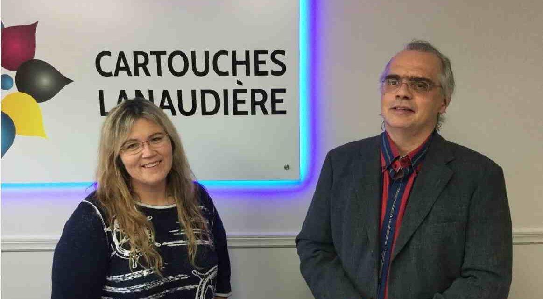Cartouches Lanaudière, la nouvelle référence pour l'achat de vos cartouches d'encre !