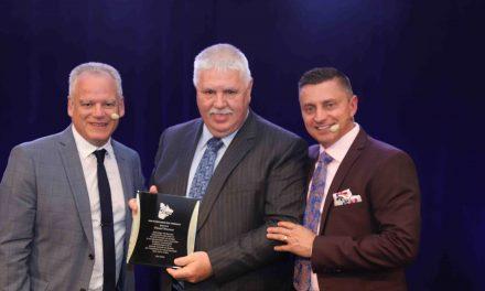 Daniel Brazeau honoré par l'ACSIQ