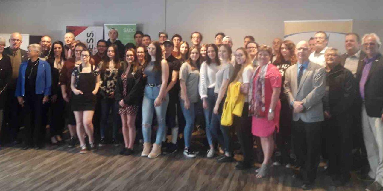 Des jeunes entrepreneurs en herbe à Havre-Jeunesse