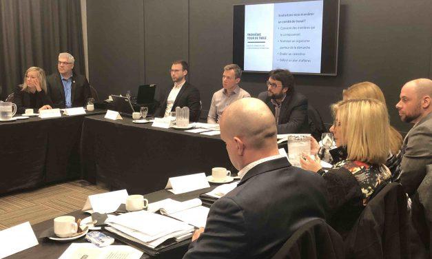 Pénurie de main-d'œuvre zéro : Gabriel Ste-Marie réunit les organisations de la MRC de Joliette