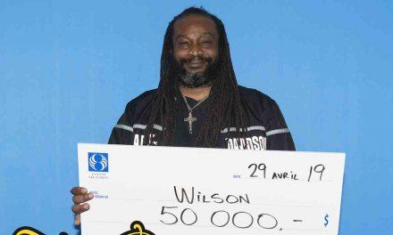 50 000 $ : un résident de Lanaudière gagne un gros lot de la loterie Tatouage