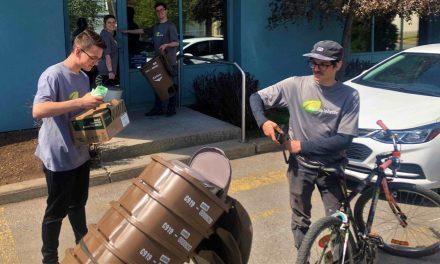 Le centre-ville de Joliette maintenant desservi par la collecte des matières organiques