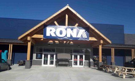 Le nouveau Rona de Rawdon maintenant ouvert