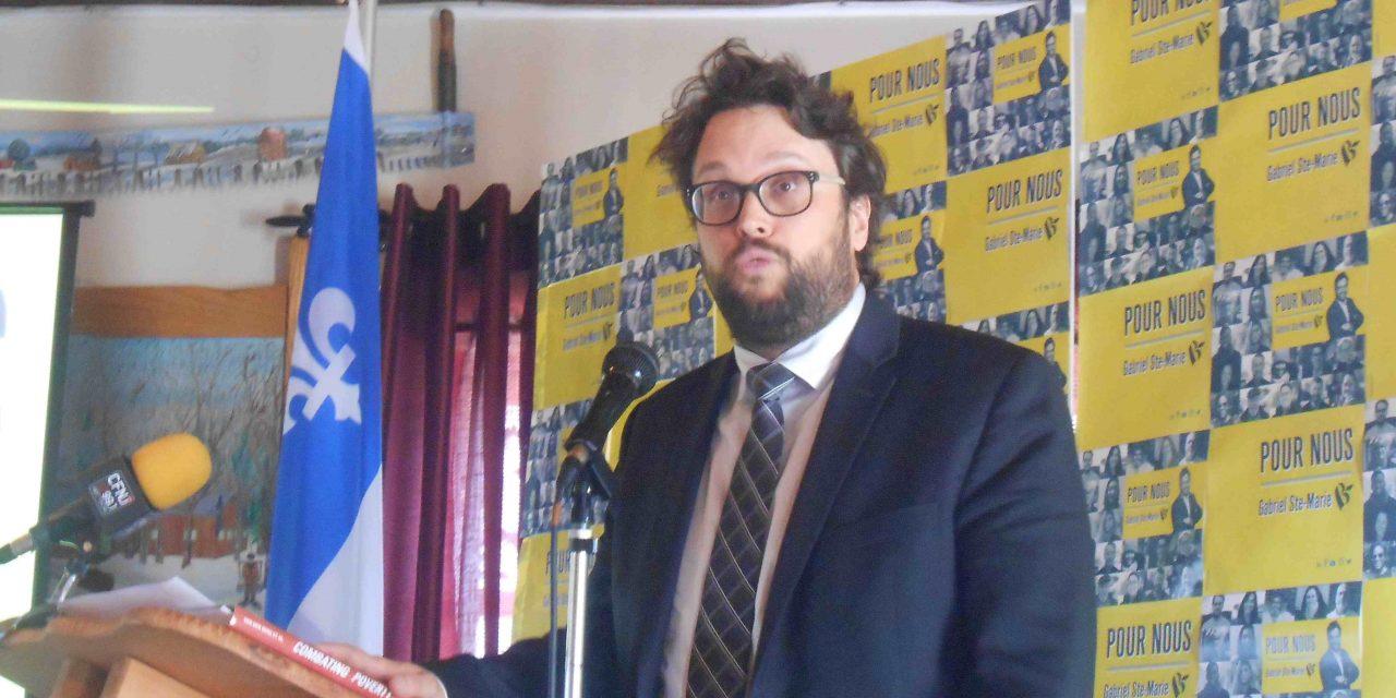 « J'ai encore des choses à réaliser dans Joliette » – Gabriel Ste-Marie