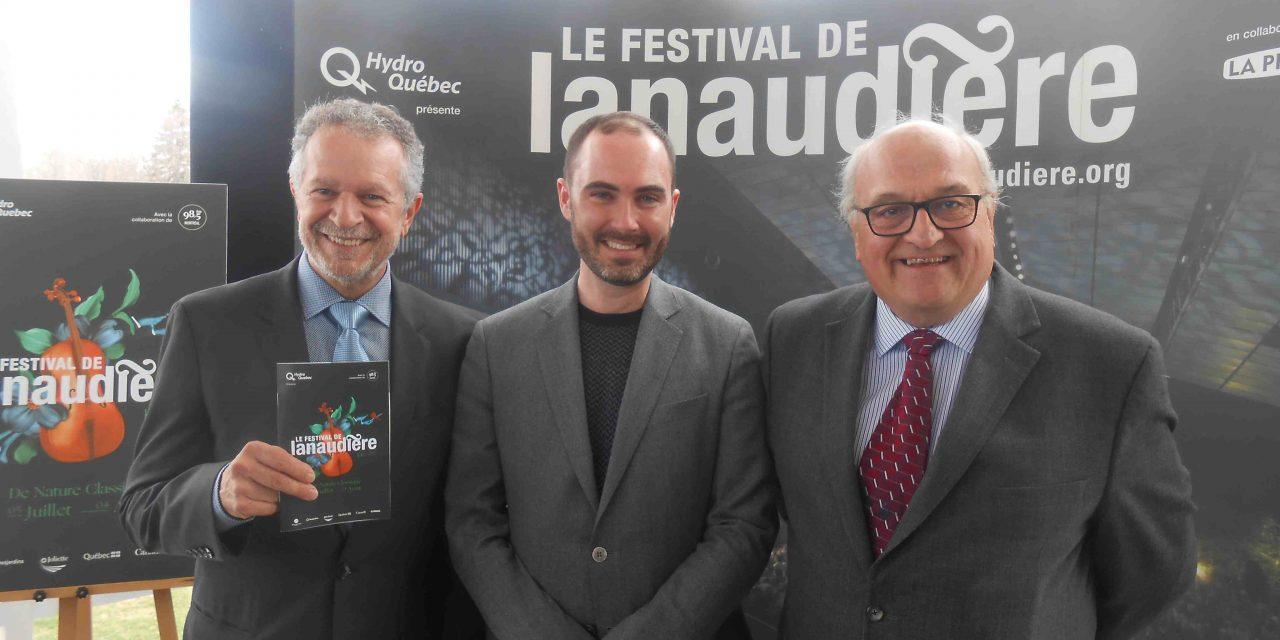 Festival de Lanaudière : plusieurs artistes se produiront pour la première fois dans la région