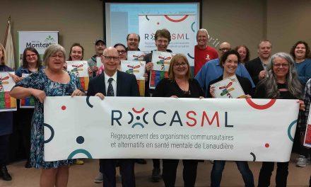 Dévoilement de la nouvelle identité visuelle du ROCASML