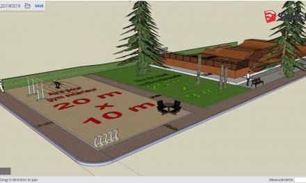 Un skate Park sur le terrain du Centre sportif et culturel de Brandon!
