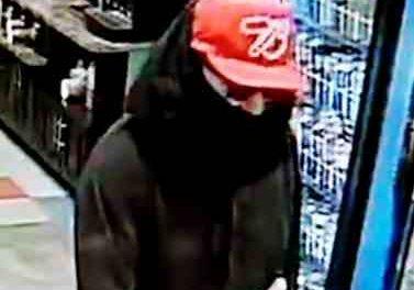 Joliette – Suspect à identifier