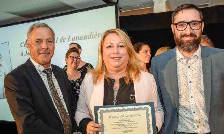 Mention d'honneur de l'AQPC à trois enseignants du Cégep régional de Lanaudière