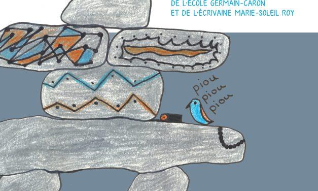 Lancement d'un livre lanaudois pour enfants : Blizzard Inuit