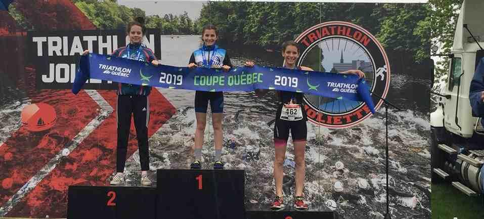 podium, Challenge Antoine-Manseau, Collège Esther-Blondin, Charlotte Fournier