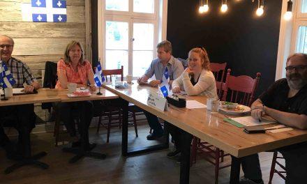 Le Parti Québécois de Berthier vous attend pour un café!