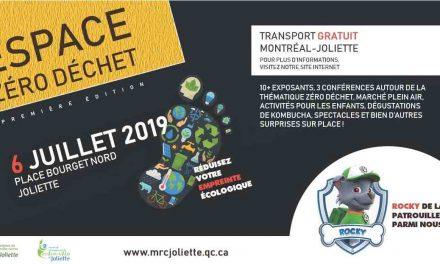 L'Espace zéro déchet de la MRC de Joliette