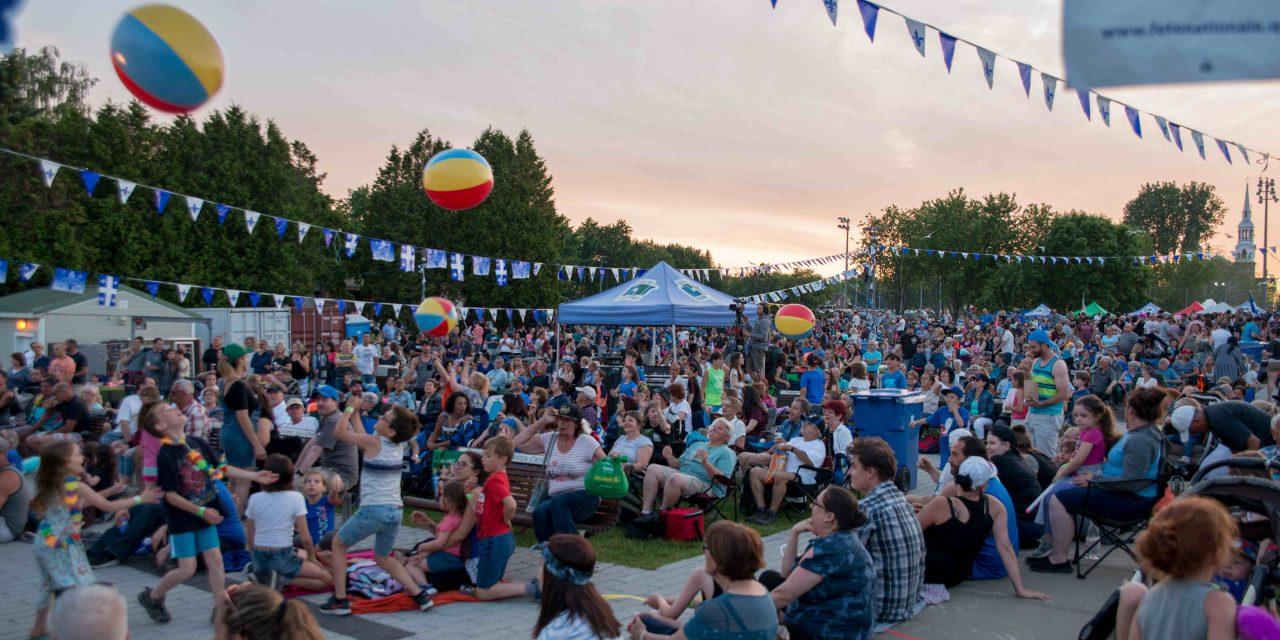 Plus de 12 000 festivaliers à Lavaltrie!