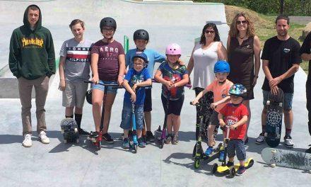 Saint-Alphonse-Rodriguez inaugure son parc de planche à roulettes