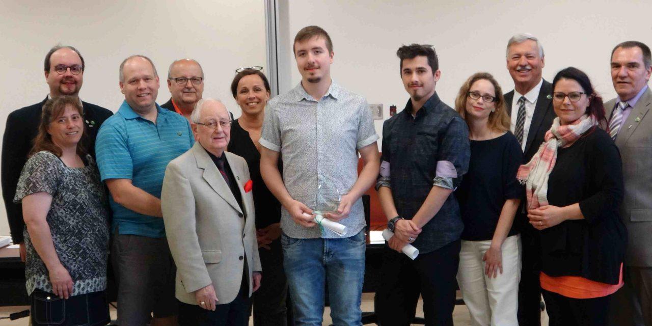 Le conseil des commissaires rend hommage aux lauréats du 21e gala du Défi OSEntreprendre Lanaudière