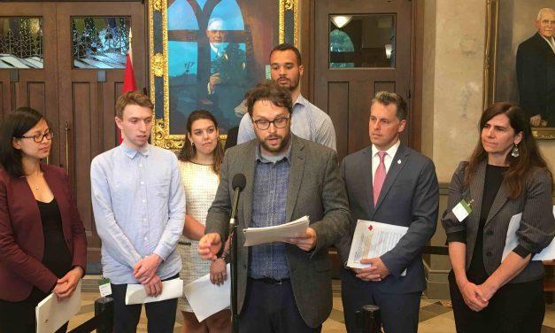 « Le Québec qu'ils entrevoient, le Bloc le veut aussi » -Gabriel Ste-Marie