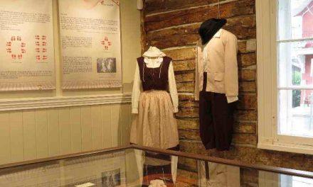 Vernissage de l'exposition temporaire Maison de la Nouvelle-Acadie