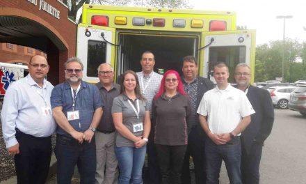 Les services ambulanciers en congrès à Joliette