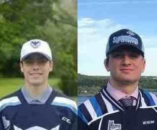 Deux hockeyeurs du nord de Lanaudière repêchés dans la LHJMQ