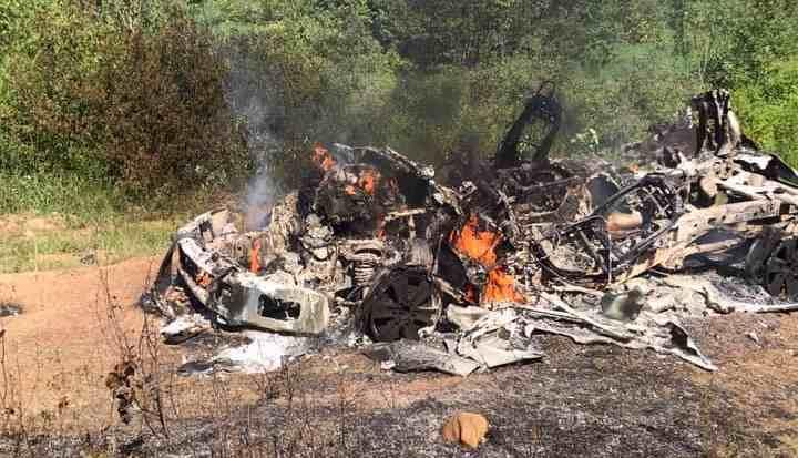 Saint-Jean-de-Matha : un camion de la voirie volé et incendié