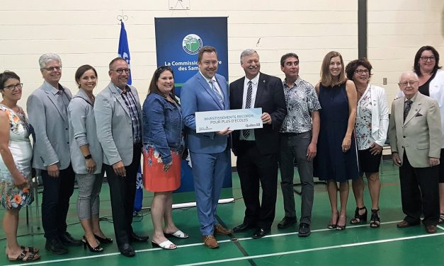 Près de 71M$ pour dix nouveaux projets d'agrandissement et de construction d'écoles dans la région de Lanaudière