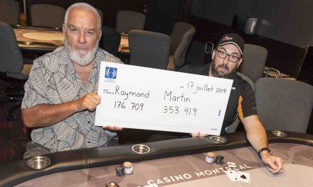 706 839 $ – Le perdant aussi heureux que le gagnant!