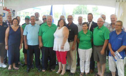 Saint-Liguori accueillera les Jeux de la MRC de Montcalm