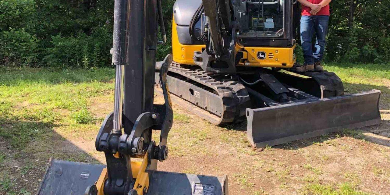 Nouvelle entreprise à Rawdon : A. Allard Excavation