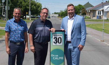 Première édition de la semaine de la sécurité routière à Saint-Lin-Laurentides