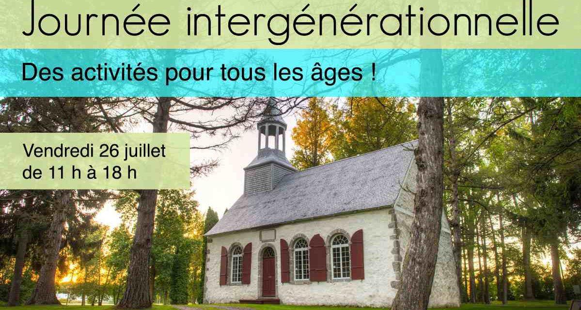 Une journée intergénérationnelle remplie d'activités à la chapelle des Cuthbert !