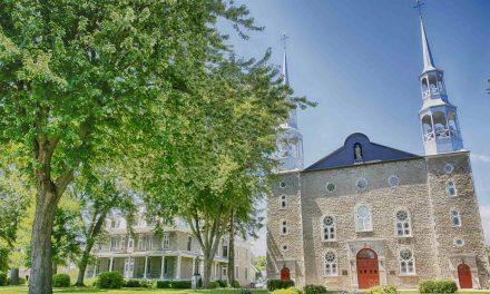 Cinq églises de la MRC de D'Autray ouvertes pour l'été!