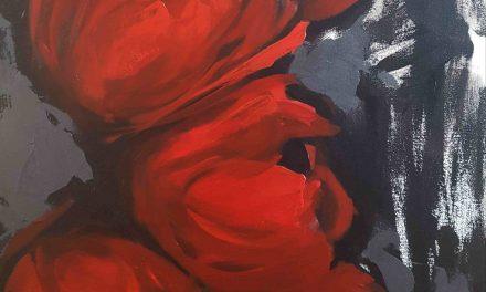 La Bibliothèque municipale de Lavaltrie vous présente :  « Éclat dans la pénombre » Exposition de peinture de Marie-Lou Martel