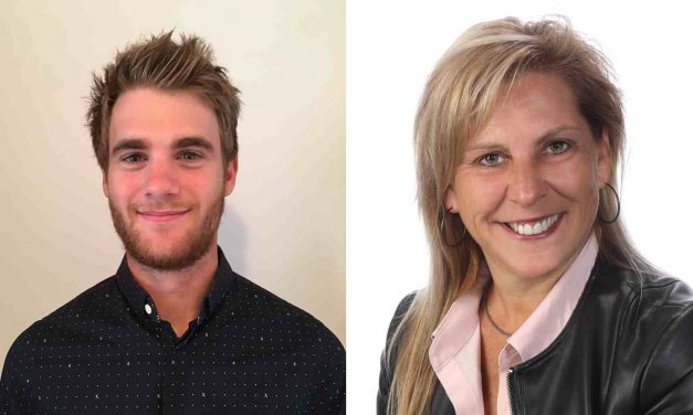 Élection partielle à Saint-Jean-de-Matha : présentation des deux candidats pour l'équipe Martin Rondeau