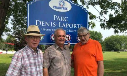 Denis Laporte et André Hénault s'unissent pour combattre la maladie de Parkinson