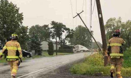 Une tornade frappe Saint-Roch-de-l'Achigan