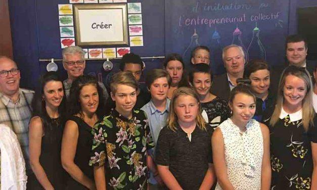 Ouverture officielle de la Coop d'initiation à l'entrepreneuriat collectif (CIEC)