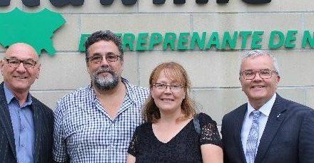 La MRC Matawinie octroie 40 000$ à l'entreprise Plaisirs Passion Plein Air