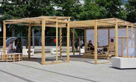 Imaginarium : une œuvre performative sur la place Bourget les 23, 24 et 25 août