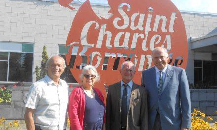 Une aide financière de 4 M$ à Saint-Charles-Borromée