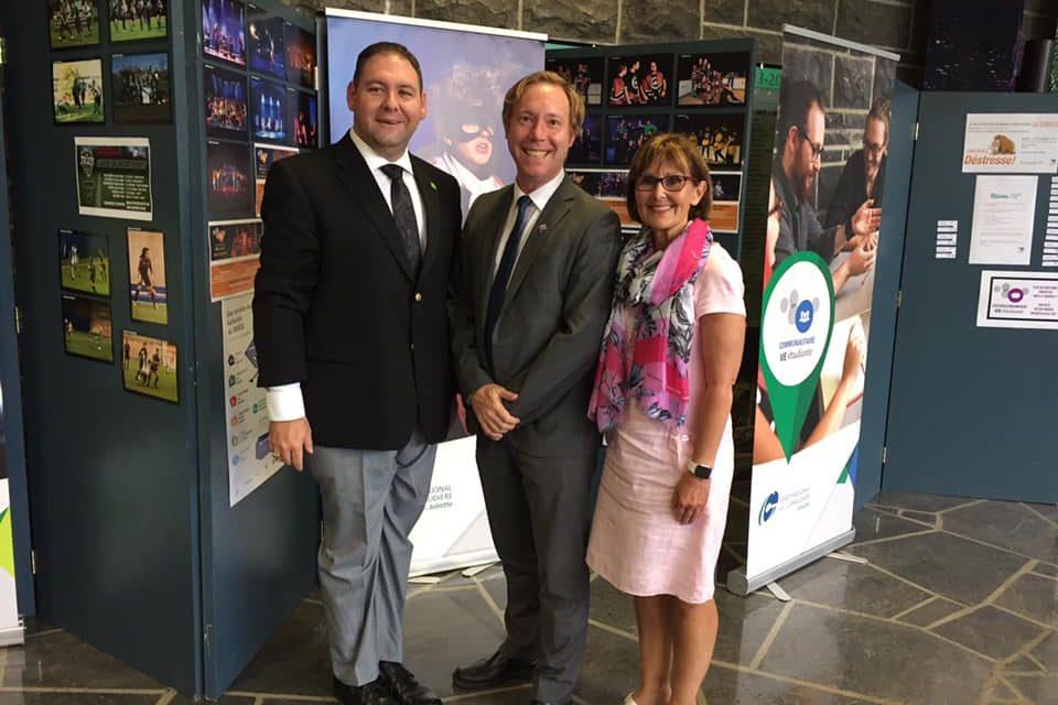 Création d'un pôle régional en enseignement supérieur dans la région de Lanaudière grâce à un investissement de 481 000 $