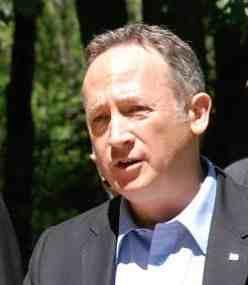 Élection d'Yves Perron à la présidence du Bloc Québécois