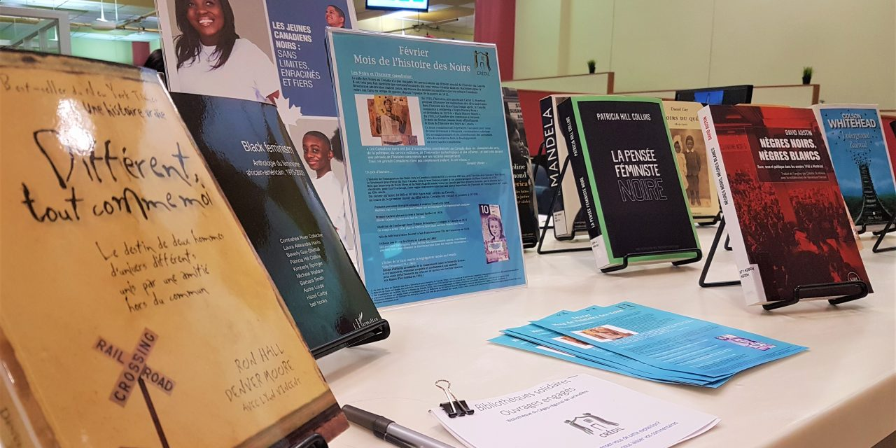 Sensibilisation des Lanaudois à travers les bibliothèques et les lectures solidaires