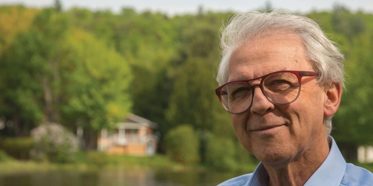 Michel Bourgeois remporte l'investiture libérale dans Joliette