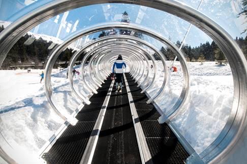 Une première au Québec à la station de ski Montcalm