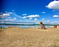 Tournoi de Beach Volley à la plage de Saint-Gabriel