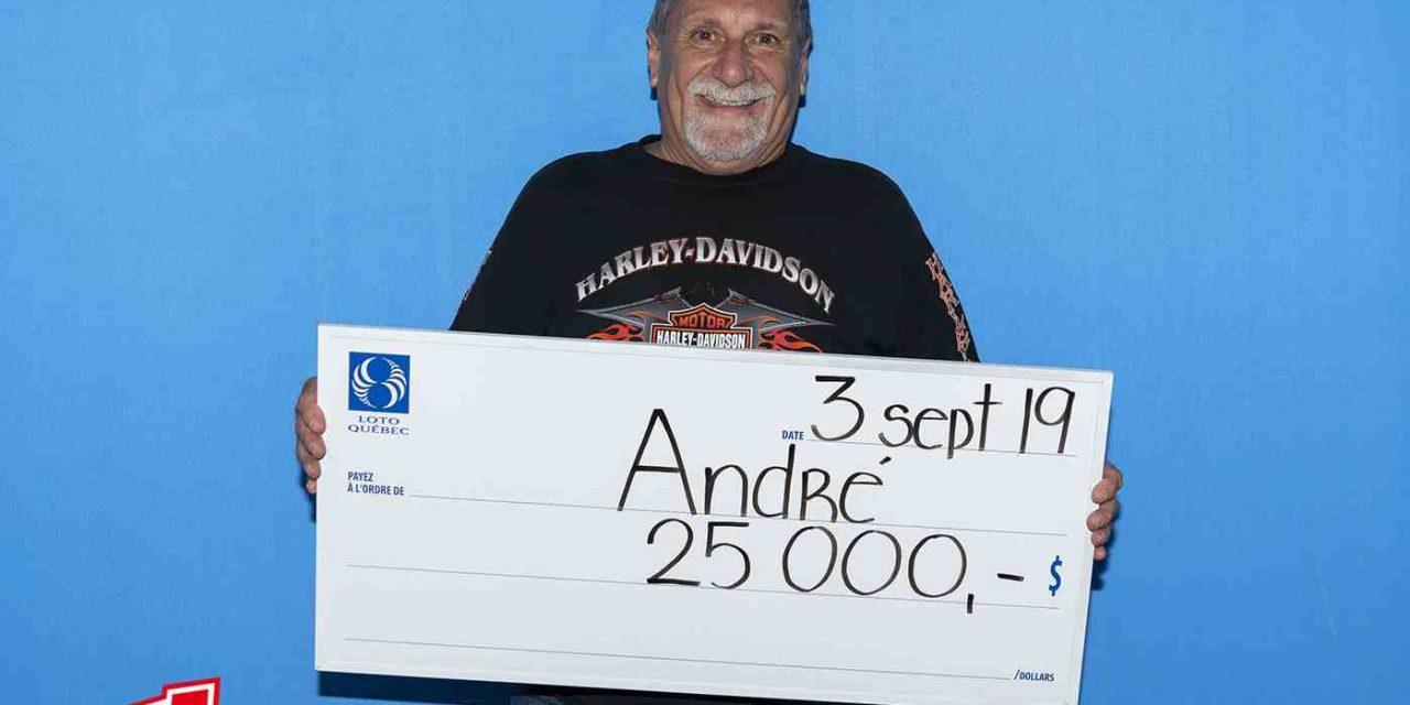 Banco : un Lanaudois gagne à nouveau grâce à sa loterie préférée